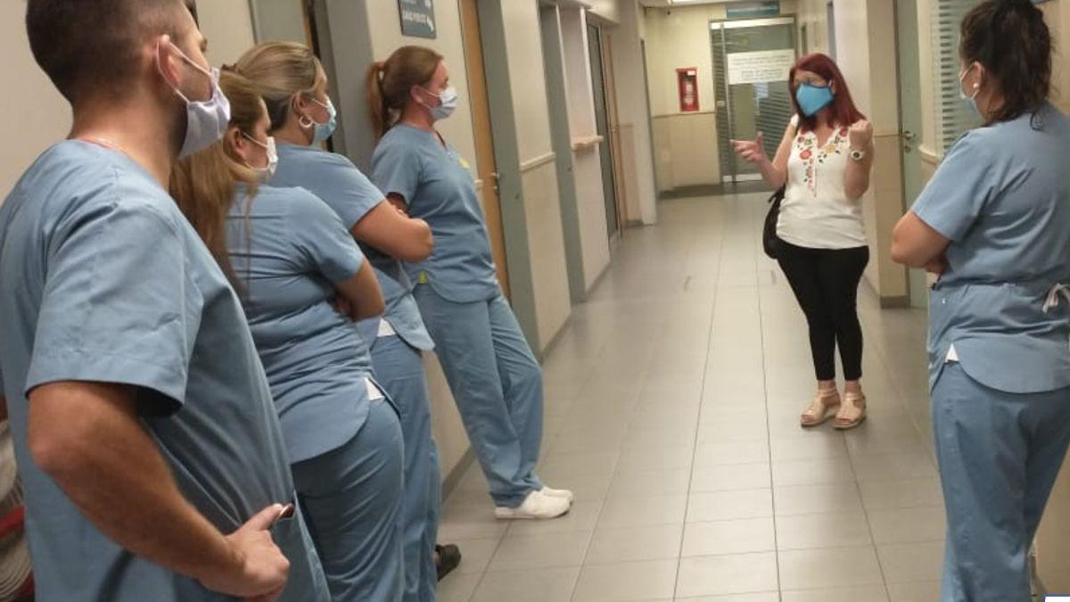 La medida de fuerza del sector salud está anunciada para este viernes 23 en todo el país.