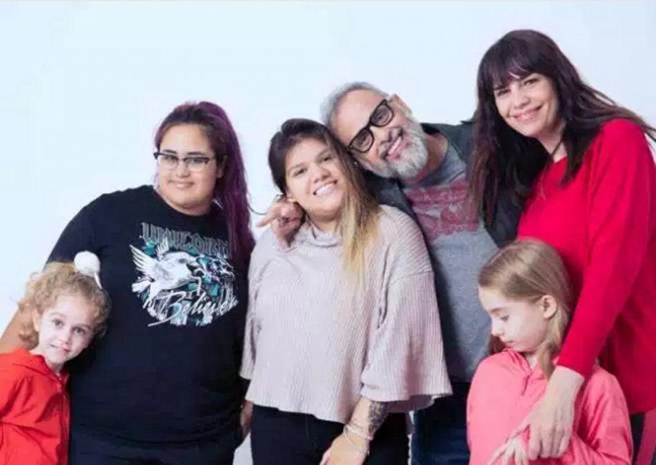 Romina Pereiro habló sobre la familia que formó junto a Jorge Rial.