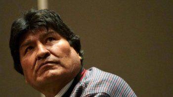 Evo Morales dijo que volverá a Bolivia el 11 de noviembre y pidió la condonación de la deuda latinoamericana