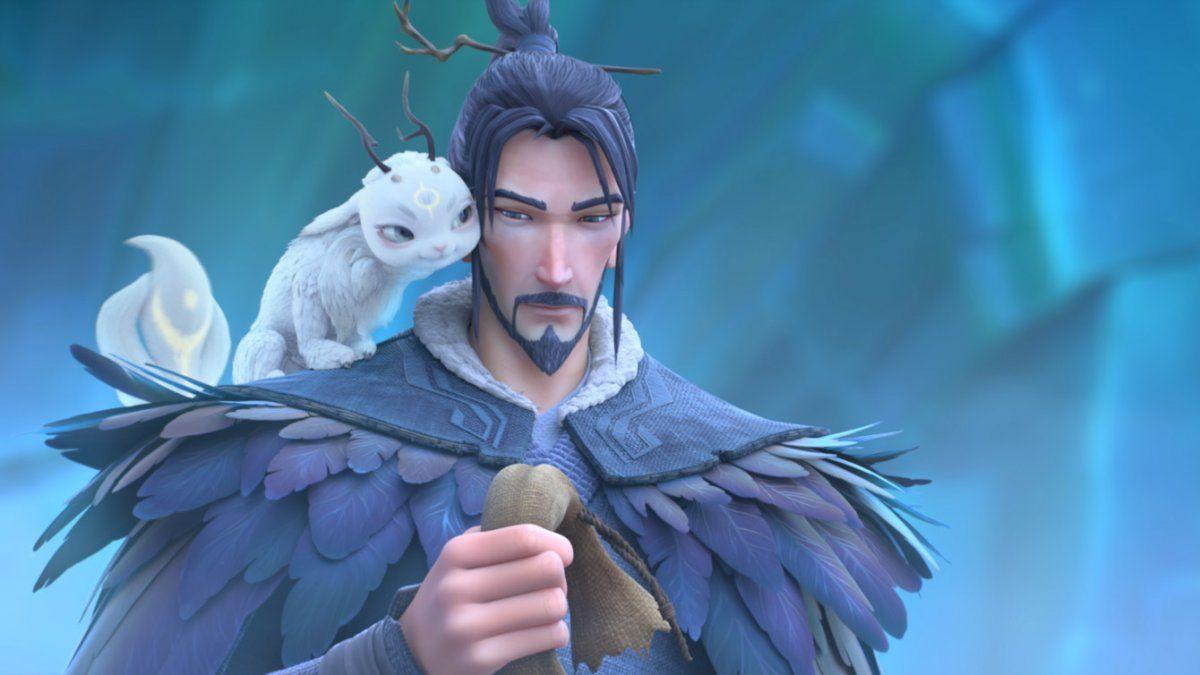 Cómo es la película de animación que supera a Mulán en china