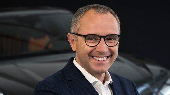 La Fórmula 1 tiene un nuevo CEO: el italiano Stefano Domenicali