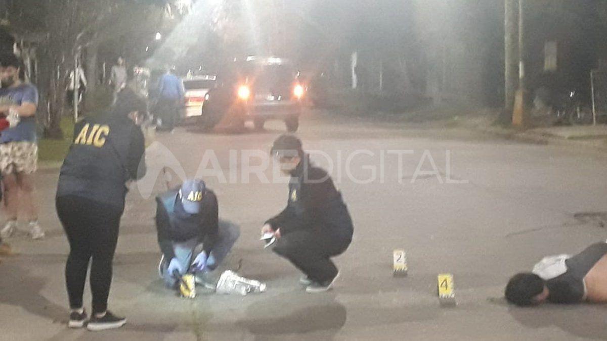 Los primeros detenidos, tras una entrega controlada en barrio Guadalupe
