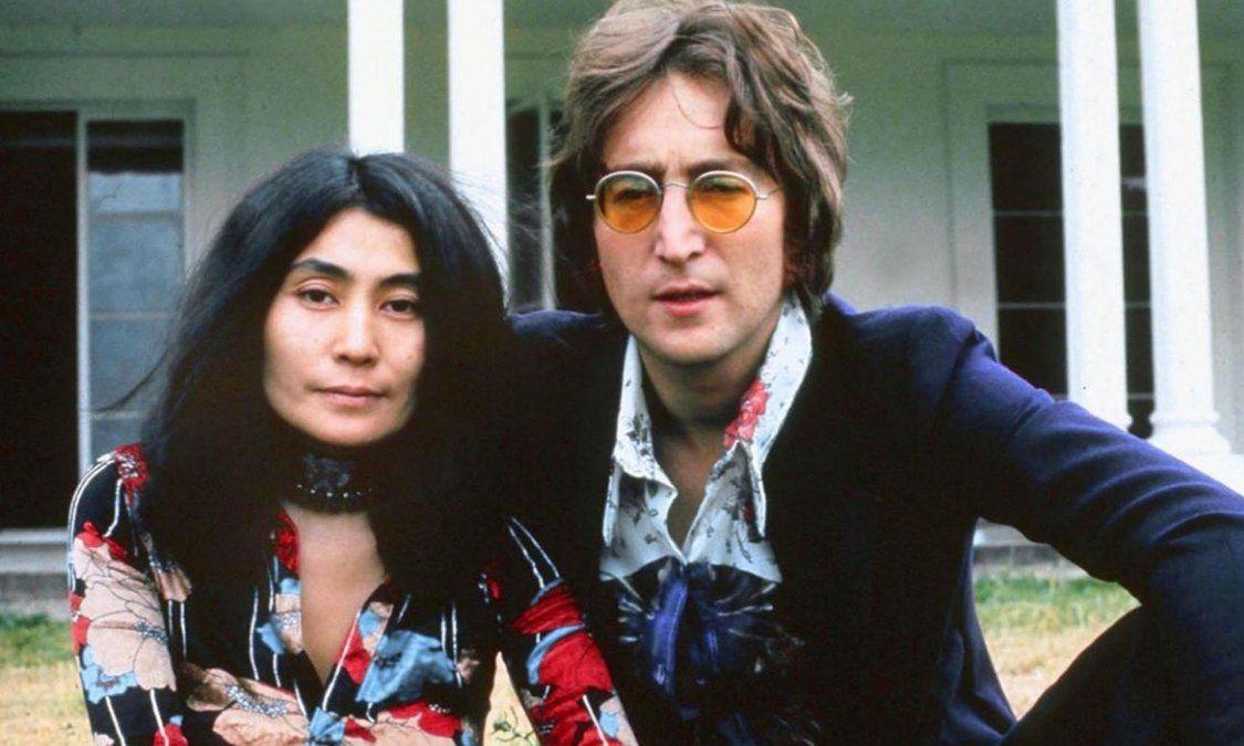 Yoko Ono cede sus millonarias empresas a su hijo Sean Lennon