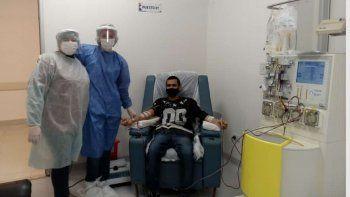 Donación de plasma en el Hospital Iturraspe: todo lo que tenés que saber