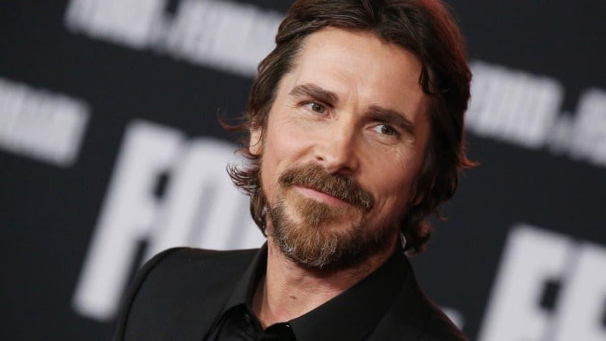 Christian Bale para regresar como Batman en la película The Flash
