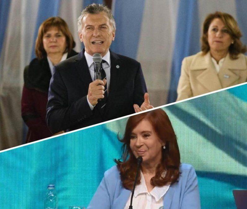 Macri y Cristina, la estrategia que busca encontrar el desempate