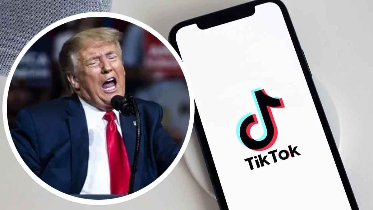 El gobierno de Trump bloqueó TikTok en Estados Unidos.
