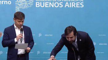 Asumió Kreplak como ministro de Salud de la provincia de Buenos Aires, en reemplazo de Gollan