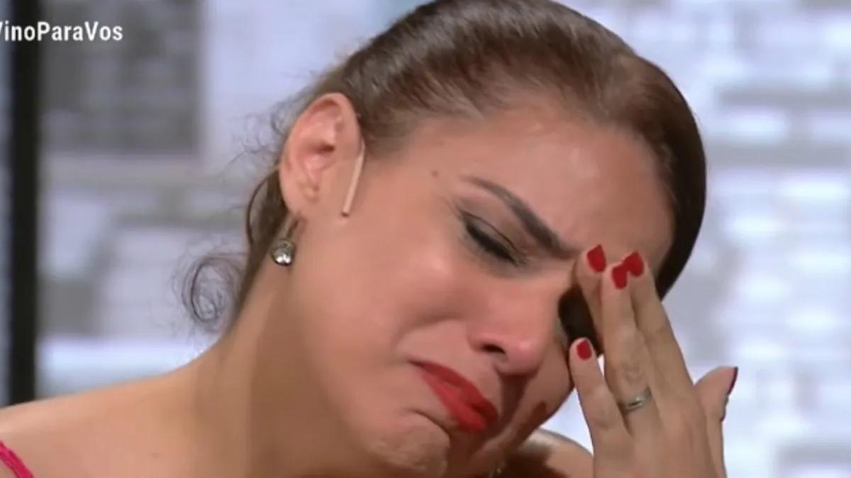 Marina Calabró tras contagiarse coronavirus: No paraba de llorar cuando me enteré