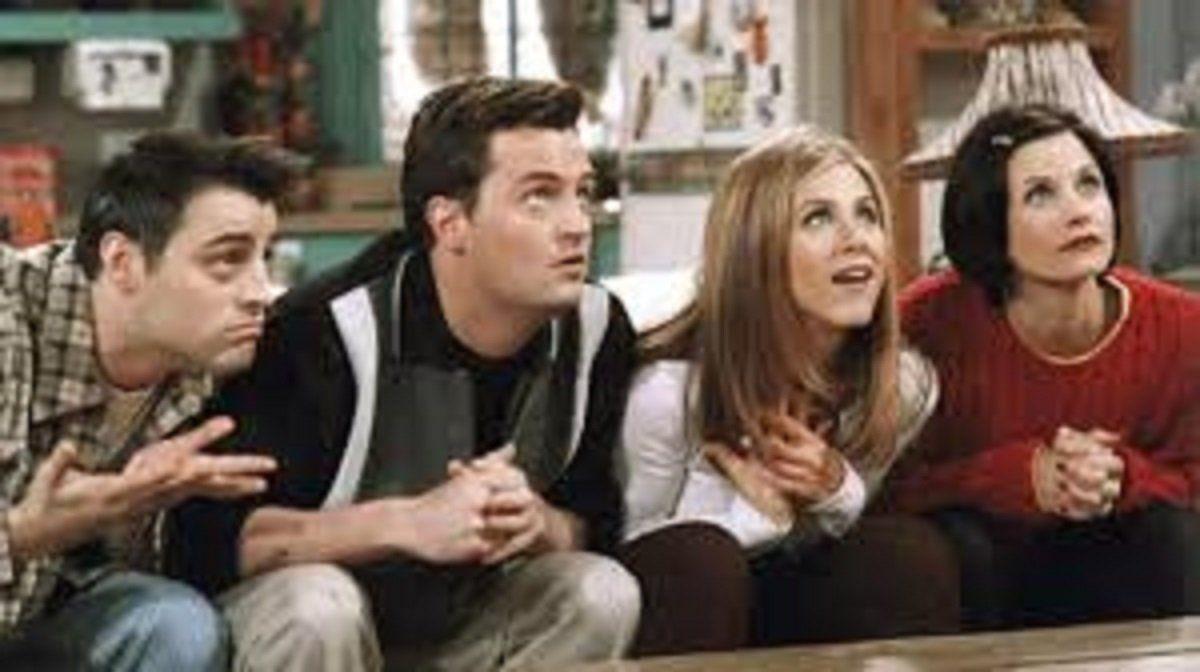 Friends tendrá una maratón en Warner Channel.