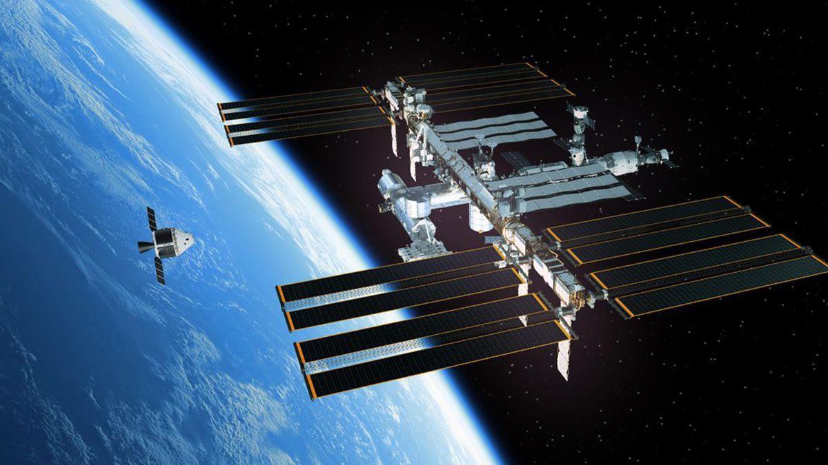 La nave de SpaceX se acopló a la Estación Espacial Internacional (EEI) este martes a la madrugada.