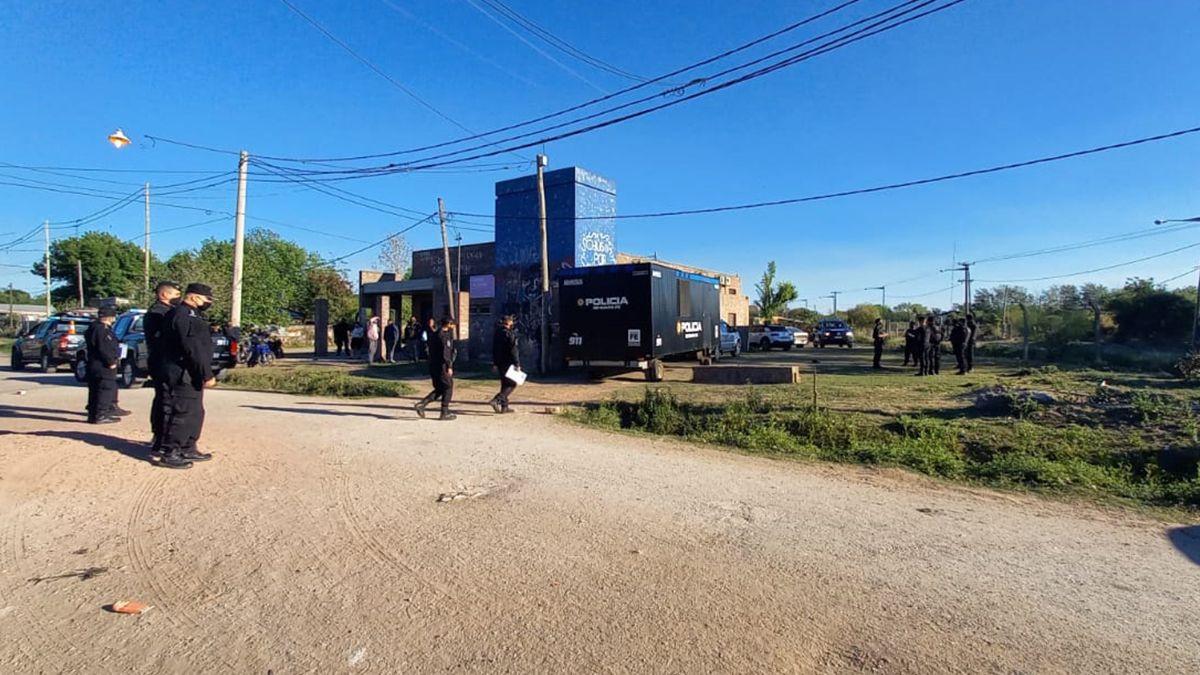 El destacamento funcionará en Camino Viejo Esperanza al 7000.