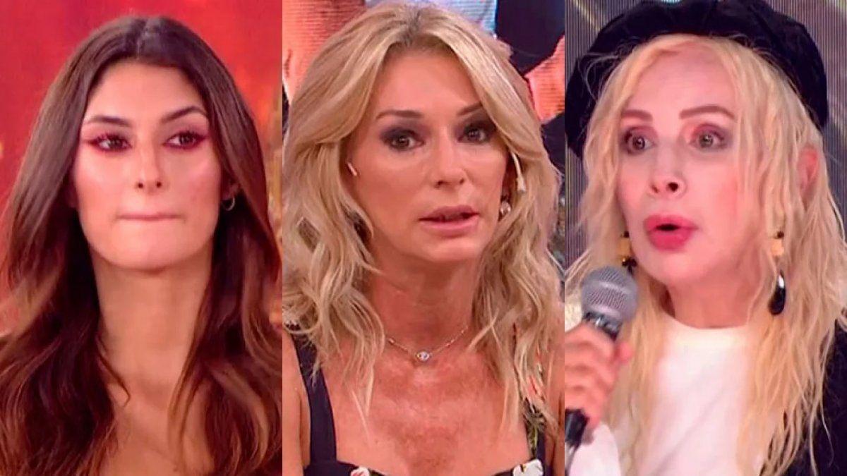 Yanina Latorre tildó de zorra a Nacha Guevara y bancó a Lola: Se meten con mi hija porque es educada