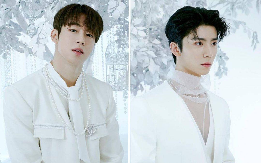 Los integrantes del grupo de Kpop