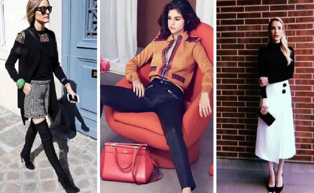 5 prendas negras que debes tener en tu guardarropa para estar siempre a la moda