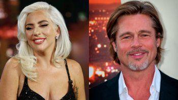 Lady Gaga y Brad Pitt trabajarán juntos en el thriller