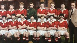 A las 15.04 del jueves 6 de febrero de 1958, una tragedia que le arrebató la vida a 23 personas marcaría para siempre a una generación de jugadores del Manchester United que prometía conquistar toda Europa.