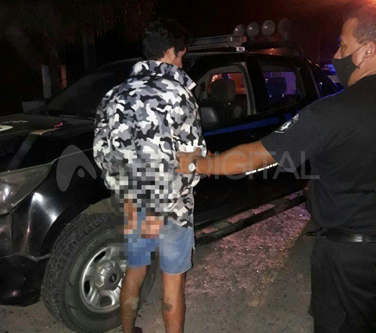 El asalto fue realizado por cinco ladrones