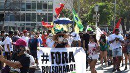 altText(Brasil: movimientos de derecha protestaron contra Bolsonaro tras una semana de tensión )}
