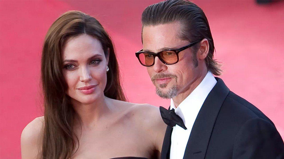 Brad Pitt y Angelina Jolie nuevamente juntos