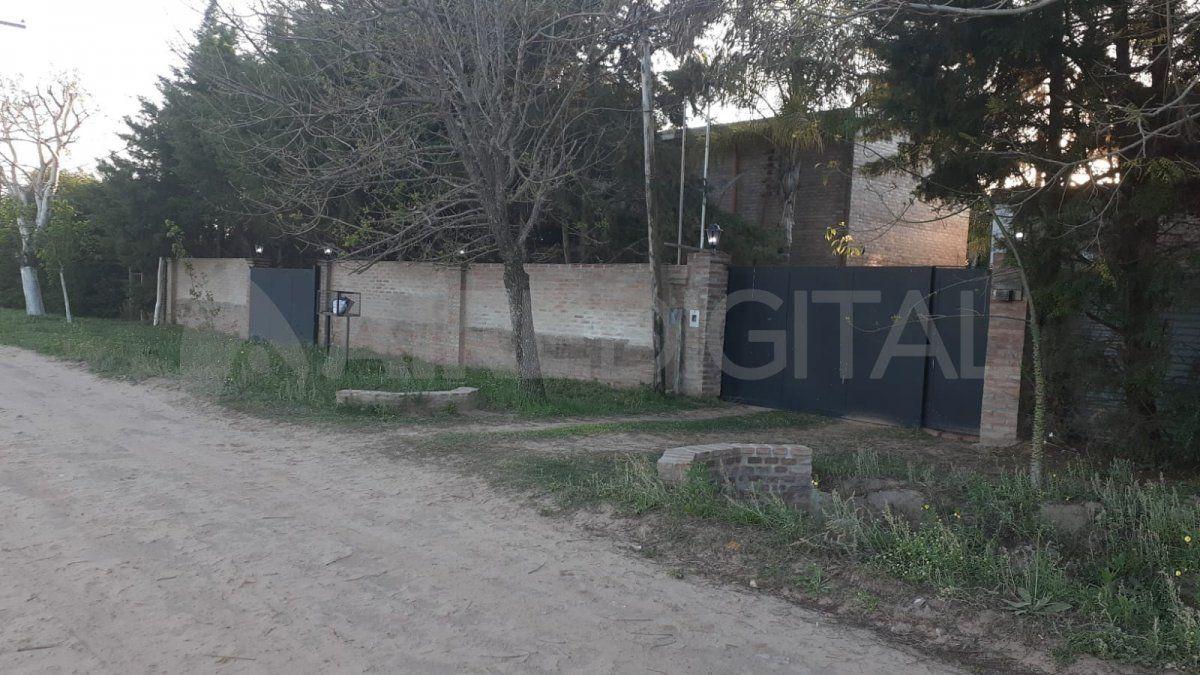 El robo ocurrió en el barrio Finca de San José del Rincón.
