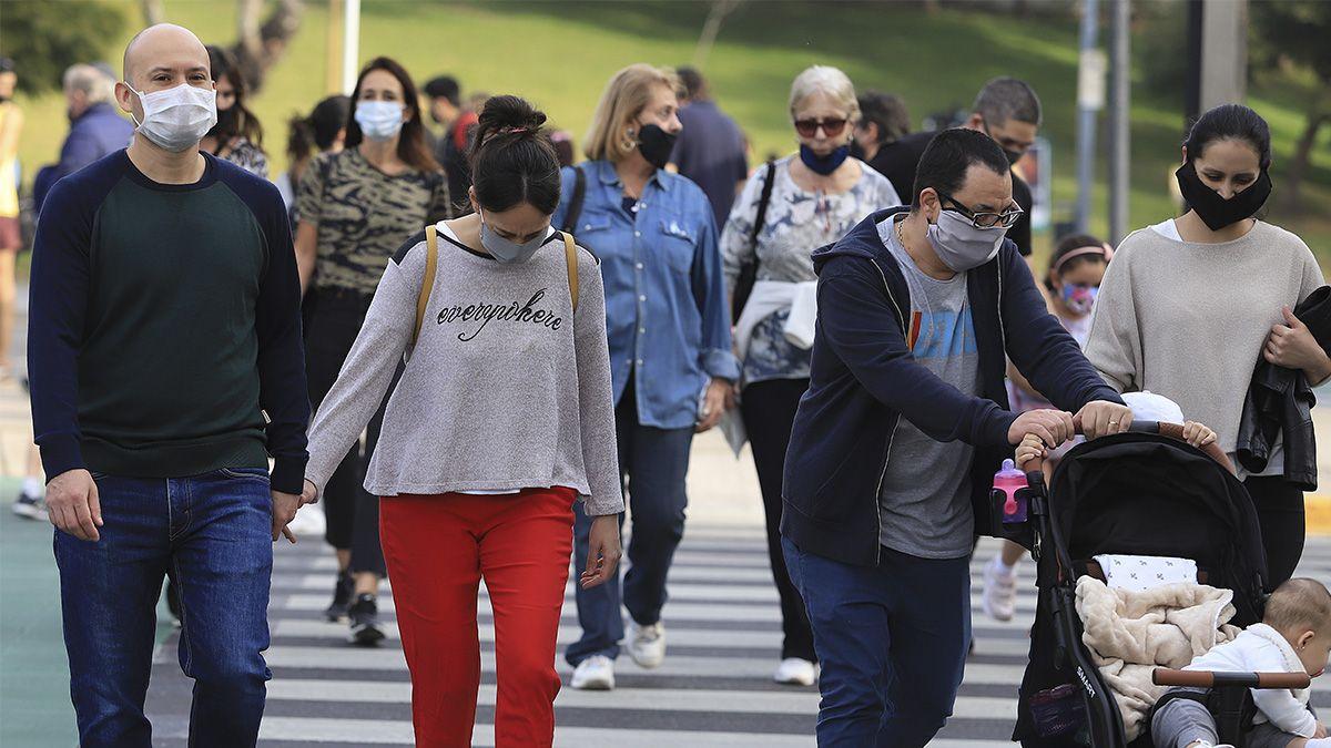 El total de casos desde el comienzo de la pandemia en el territorio provincial es 2275.