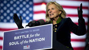 Quién es Jill Biden, la nueva primera dama de Estados Unidos