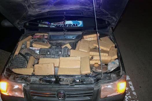 Cómo funcionaba la organización narco comandada por un policía y protegida por tres gendarmes