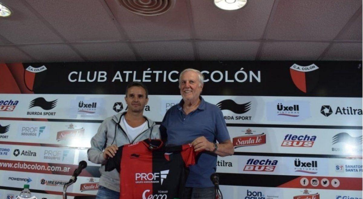 Técnico que va a Colón, sale campeón: la constante de los entrenadores luego de su paso por el Barrio Centenario