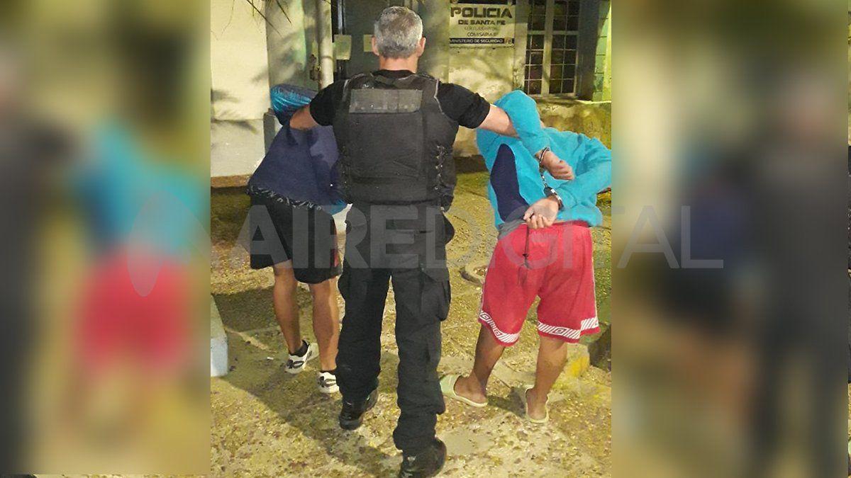 Dos menores detenidos: uno de ellos dos veces en dos horas