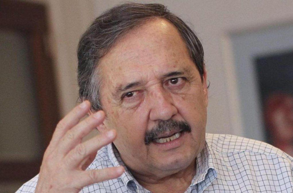 Ricardo Alfonsín aseguró que la única forma de parar al coronavirus es con la vacuna.