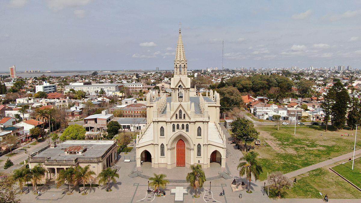 Resta la regularización de la Provincia para que puedan asistir a los templos religiosos más de 30 personas.