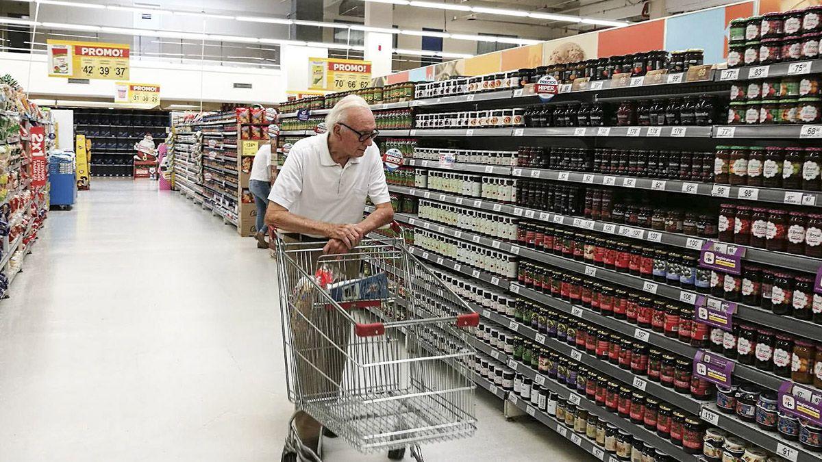 La inflación se aceleró en septiembre y volvió a ubicarse por arriba del 3% mensual.