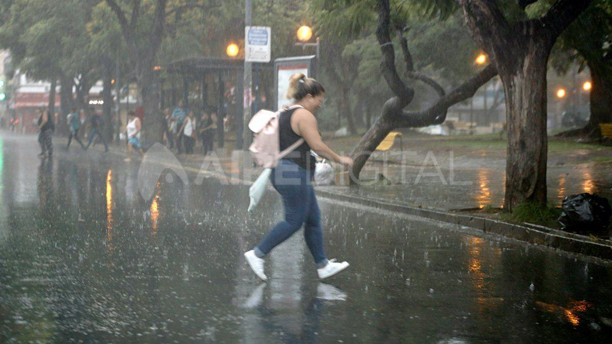 Se prevé una racha de días de lluvia en la provincia