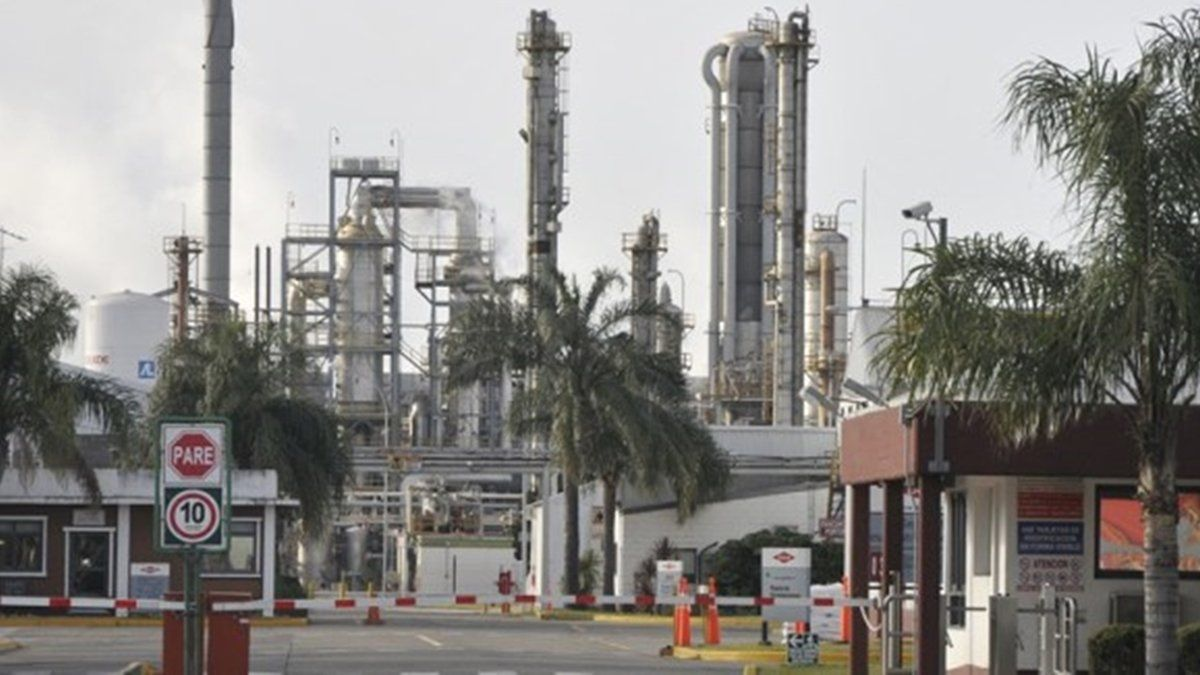 La planta de Dow está radicada en San Lorenzo y emplea a 110 personas.
