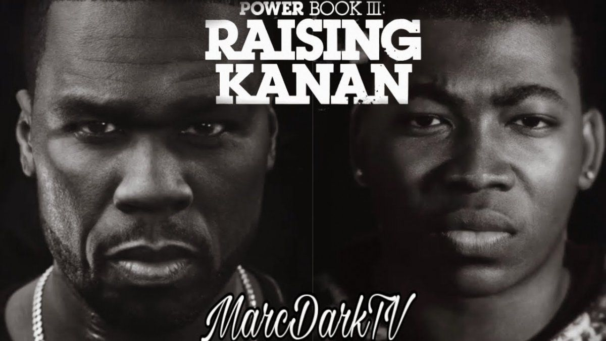Starz estrena el video musical Power Book III: Raising Kanan con 50 Cent y NLE Choppa