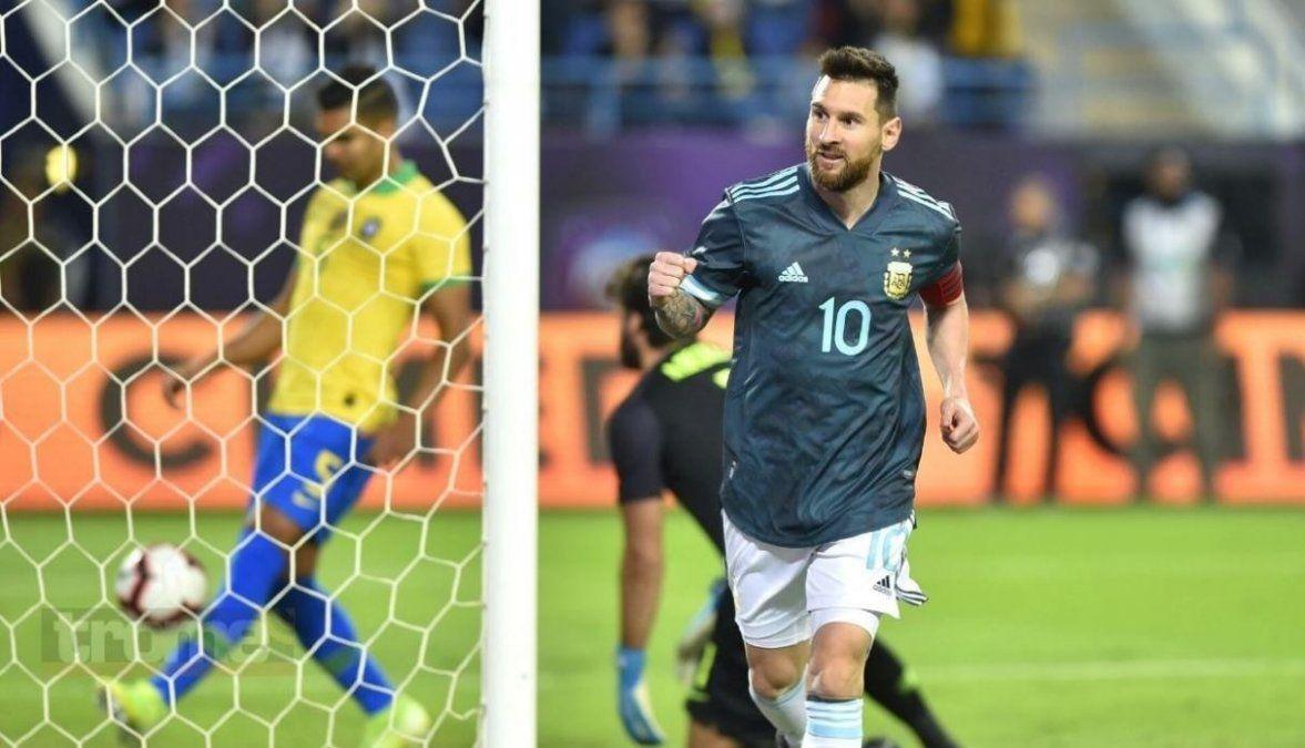La Selección Argentina juega este jueves ante Ecuador a las 21.10 y visita el martes 13 a Bolivia