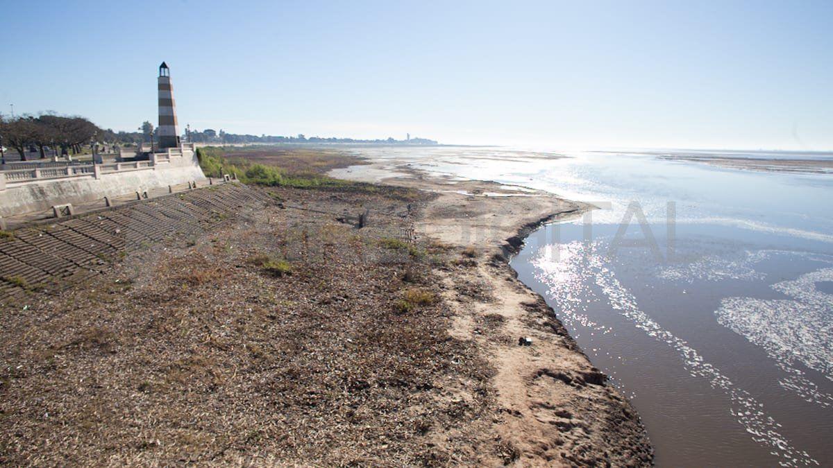 Provincia conformó una comisión para enfrentar la bajante histórica del Paraná