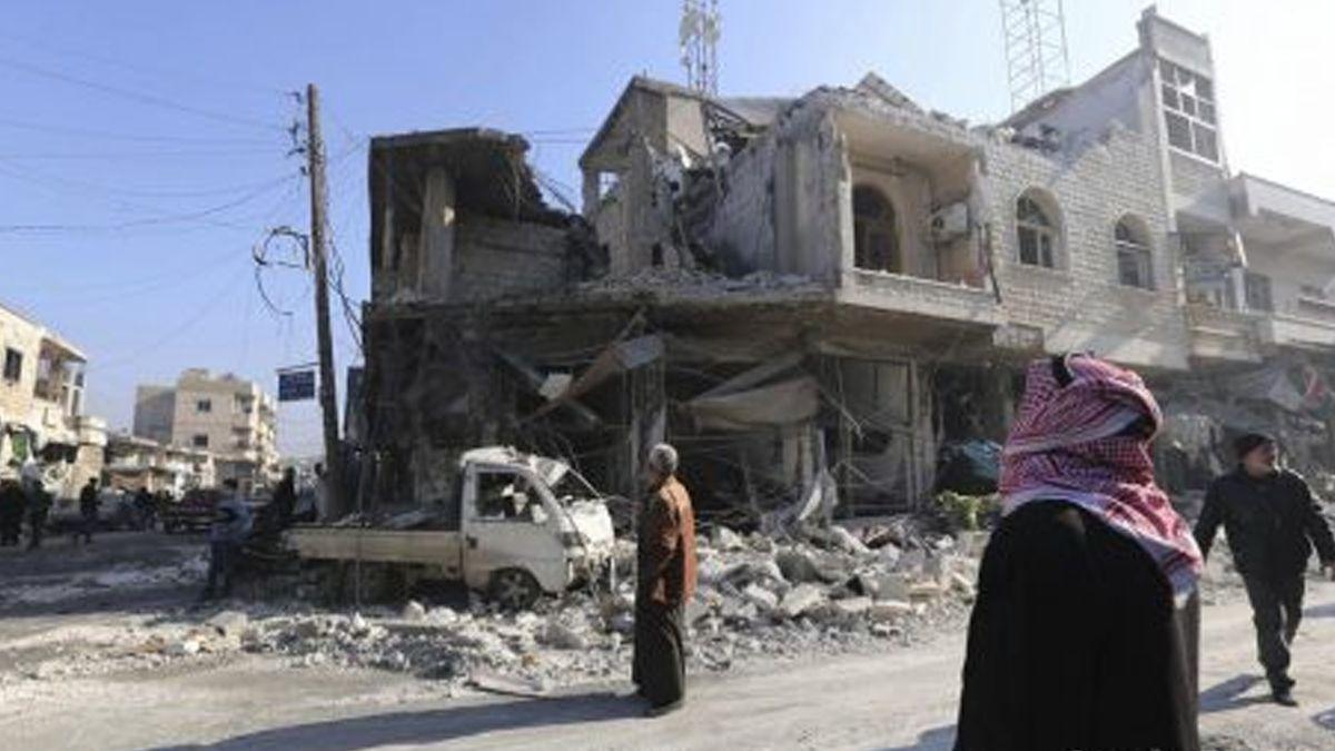 Al menos 12 personas muertas por bombardeos en la provincia siria de Idleb