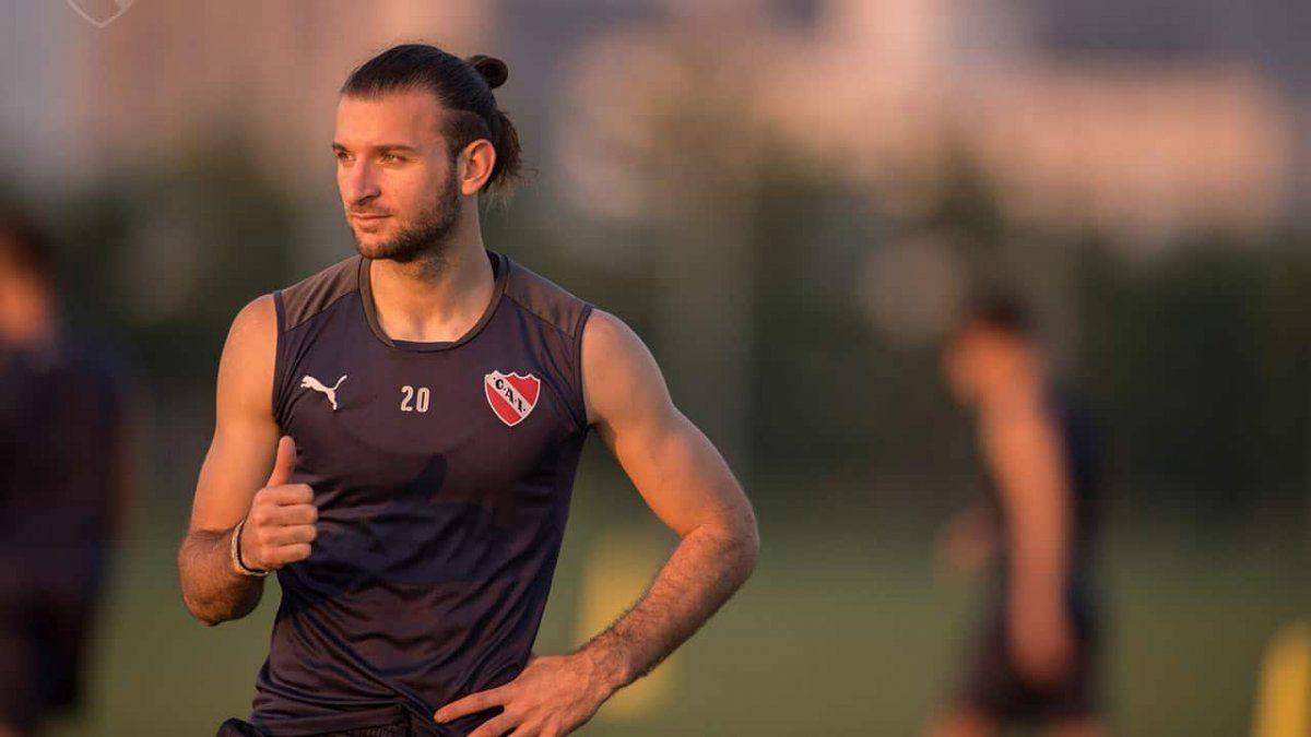 El defensor uruguayo llegó al Rojo en 2017