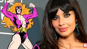 She Hulk: Jameela Jamil se suma al elenco de la serie.