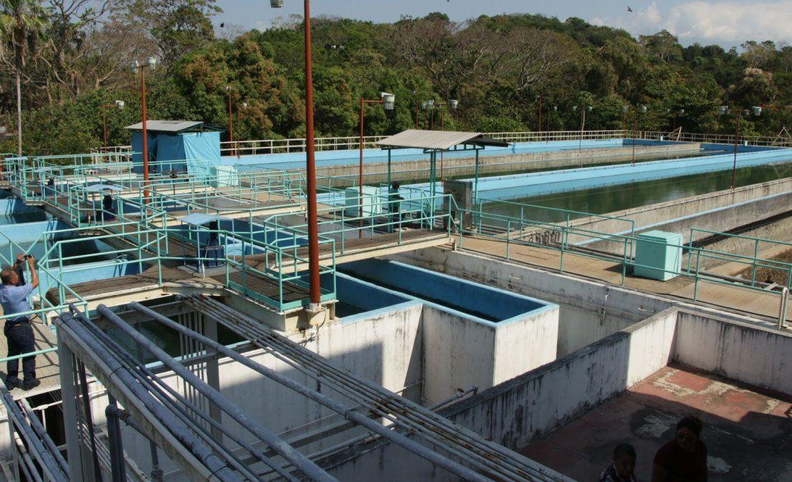 Según Hugo Morzán con la ampliación se incrementará un 70% la producción de agua potable, con una proyección de demanda cubierta 30 años hacia adelante.
