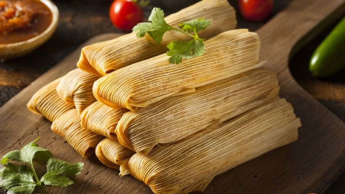 Tamales con mucha tradición para el 9 de julio