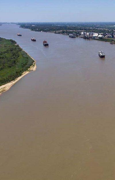 La bajante del río Paraná, en especial en el tramo que va desde Rosario hasta su desembocadura, generó pérdidas de US$ 620 millones en exportaciones de harina y aceite de soja debido a complicaciones logísticas y una caída de los precios.