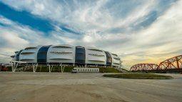 El Estadio Único de Santiago del Estero es una de las posibles sedes que albergará el partido entre la Selección Argentina y Paraguay por las Eliminatorias Sudamericanas.