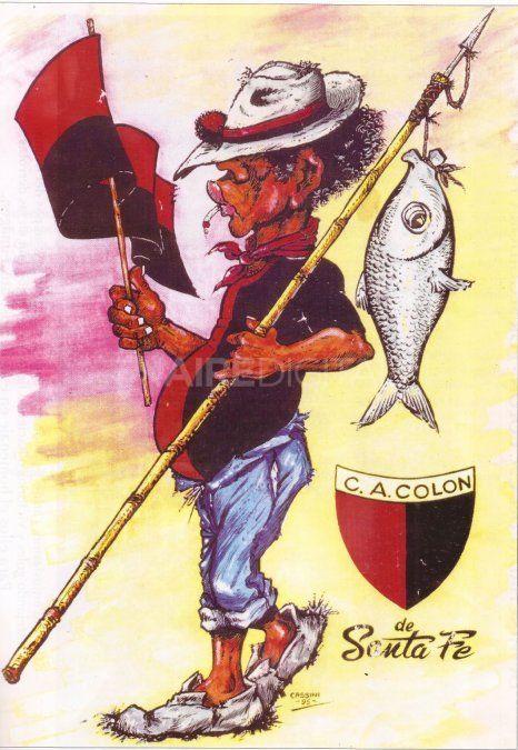 Sabaleros: el origen del mote característico que enorgullece a los hinchas de Colón.