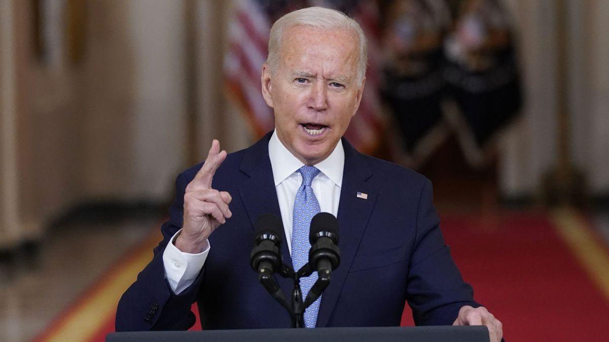 Biden anunció que recortará impuestos a la clase media y se los subirá a los más ricos