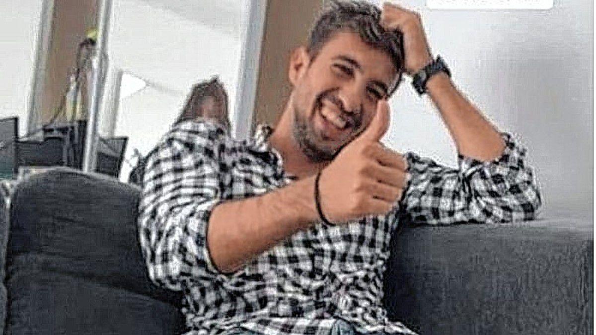 El cuerpo de Gonzalo Callejas fue encontrado el jueves en las afueras de Paraná.