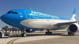 altText(Aerolíneas Argentinas anunció que denunciará penalmente a quienes intenten viajar con coronavirus)}