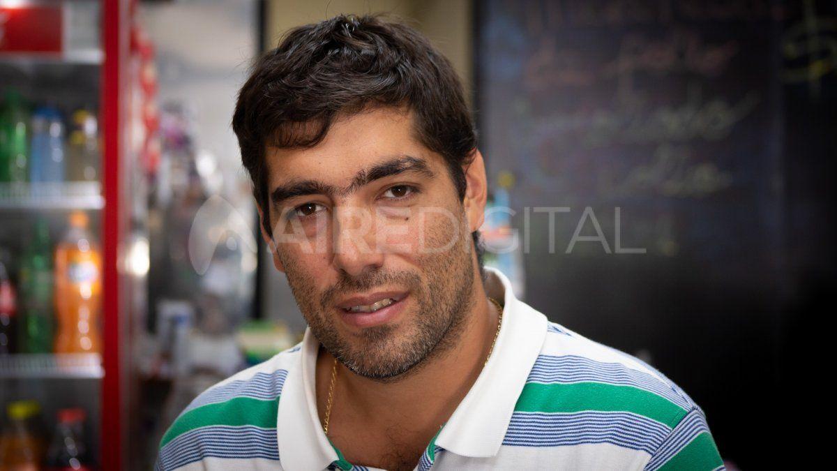 Rafael Pérez: Si volviera a nacer me dedicaría a estudiar y no al deporte